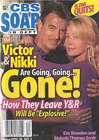 CBS Soaps In Depth October 4, 2005