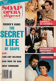 October 4, 1988 Soap Opera Digest