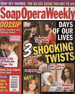 Soap Opera Weekly October 5, 2004