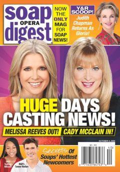 Soap Opera Digest October 5, 2020