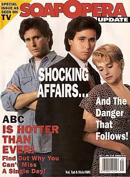 Soap Opera Update Oct. 5, 1993