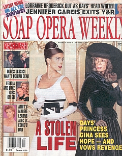 Soap Opera Weekly October 5, 1999