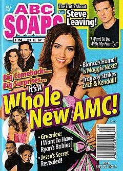 ABC Soaps In Depth October 6, 2008