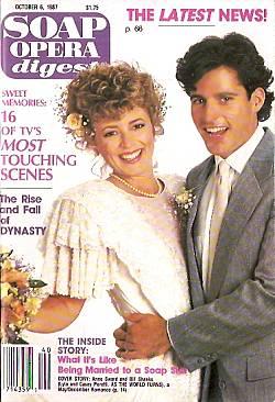 Soap Opera Digest October 6, 1987