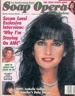 Soap Opera Magazine Oct. 6, 1992