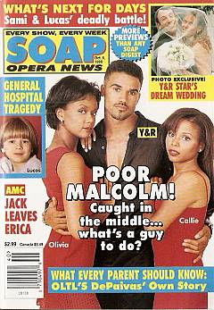 Soap Opera News October 6, 1998