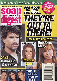Soap Opera Digest Oct. 7, 2003