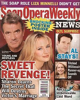 Soap Opera Weekly October 7, 2003