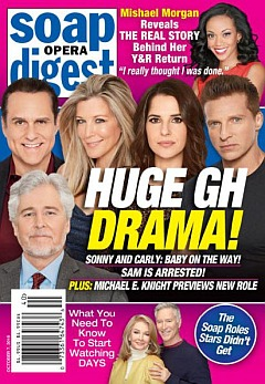 Soap Opera Digest October 7, 2019