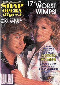 October 7, 1986 Soap Opera Digest