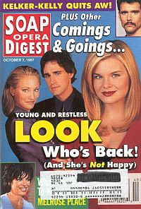 Soap Opera Digest - October 7, 1997