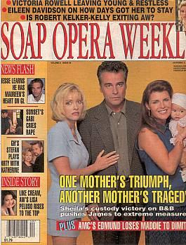 Soap Opera Weekly October 7, 1997