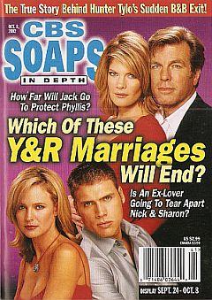 CBS Soaps In Depth October 8, 2002