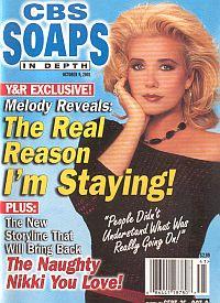 CBS Soaps In Depth October 9, 2001
