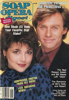 October 9, 1984 Soap Opera Digest