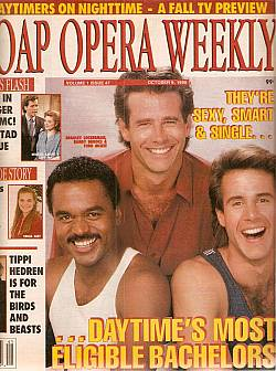 Soap Opera Weekly - October 9, 1990