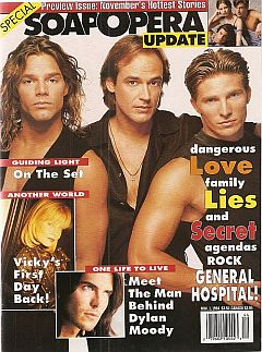 November 1, 1994 issue of Soap Opera Update magazine