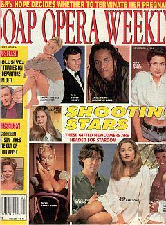Soap Opera Weekly November 1, 1994