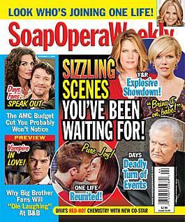 Soap Opera Weekly Nov. 2, 2010