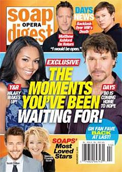 Soap Opera Digest Nov. 2, 2015