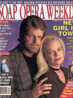 Soap Opera Weekly November 2, 1993