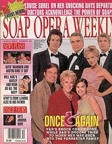 Soap Opera Weekly November 2, 1999