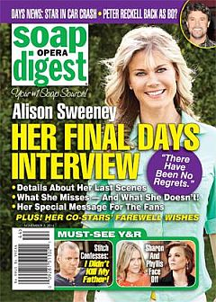 Soap Opera Digest Nov. 3, 2014
