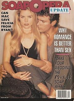 Soap Opera Update November 3, 1992