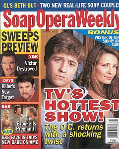 Soap Opera Weekly November 4, 2003