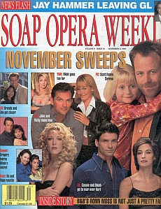 Soap Opera Weekly November 4, 1997