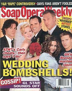 Soap Opera Weekly November 5, 2002