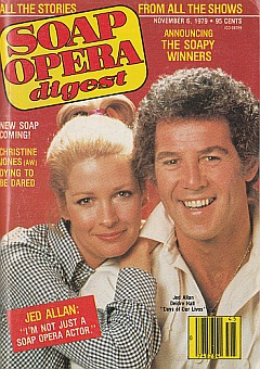 November 6, 1979 issue of Soap Opera Digest