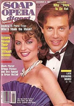 November 6, 1984 Soap Opera Digest