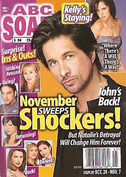ABC Soaps In Depth November 7, 2006