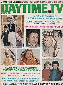 Daytime TV - November 1971