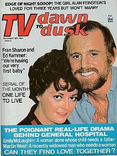 TV Dawn To Dusk November 1971