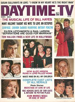 Daytime TV - November 1973