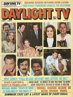 Daylight TV November 1975
