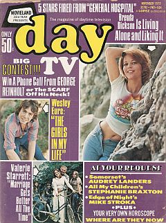 Day TV magazine Nov. 1975