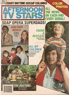 Afternoon TV Stars November 1976