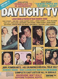 Daylight TV November 1976