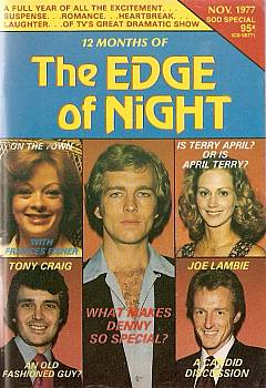 November 1977 Soap Opera Digest - Edge Of Night Special Issue