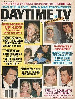 Daytime TV - November 1978