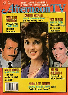 Afternoon TV November 1979
