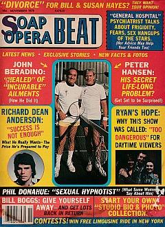 Soap Opera Beat November 1979