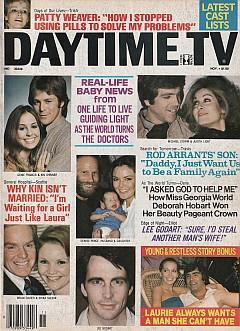 Daytime TV - November 1979