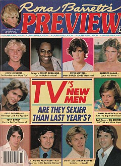 Rona Barrett's Preview November 1979