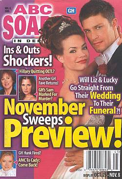 ABC Soaps In Depth November 8, 2005