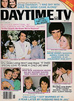 Daytime TV - November 1980