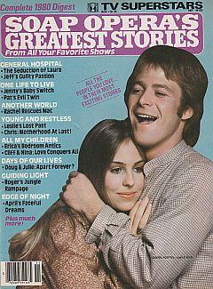 Soap Opera's Greatest Stories November 1980